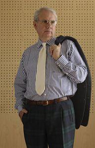 L'architetto Pier Paolo Maggiora